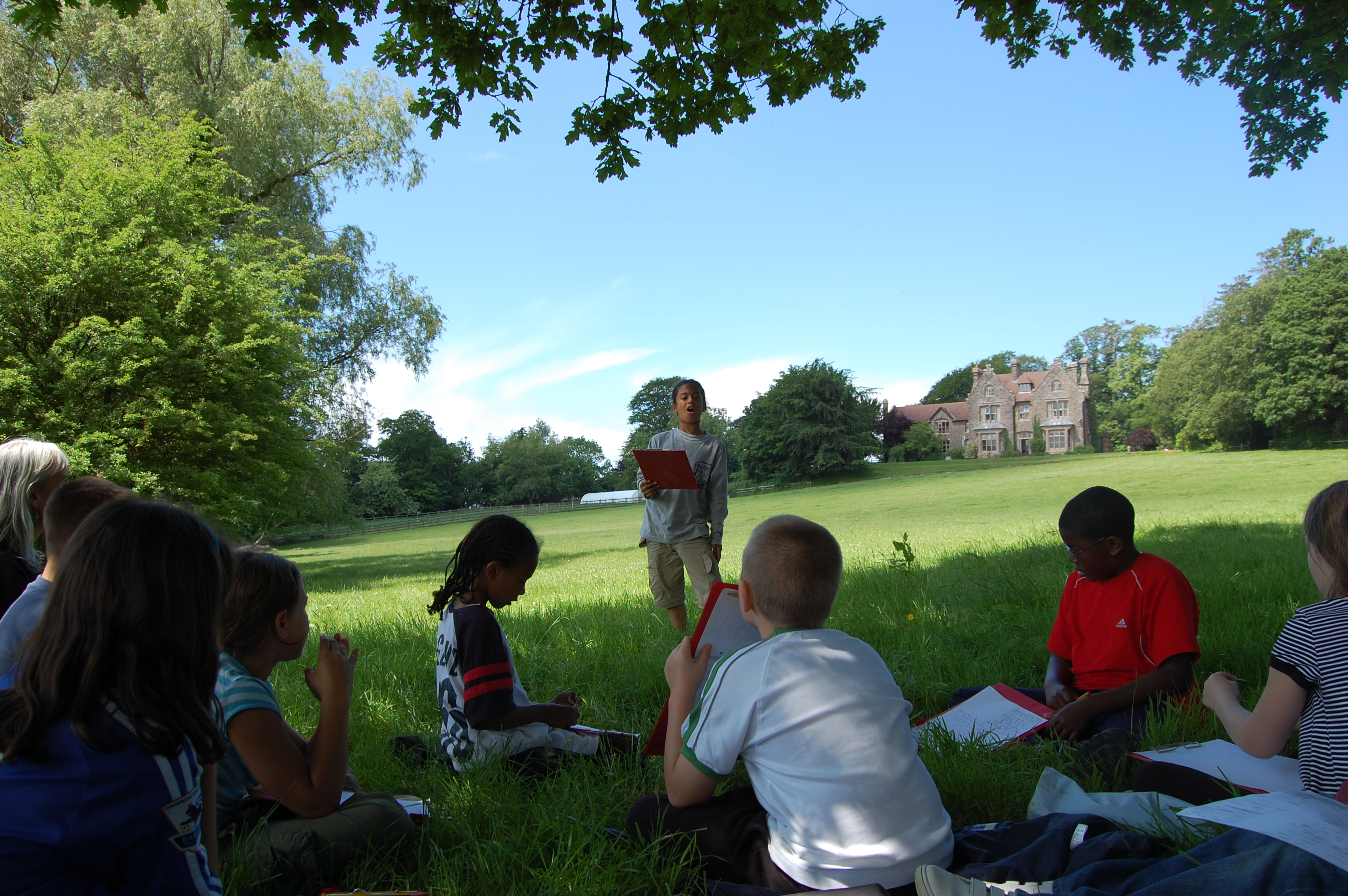 Nethercott Stillness Junior School June 2007 058
