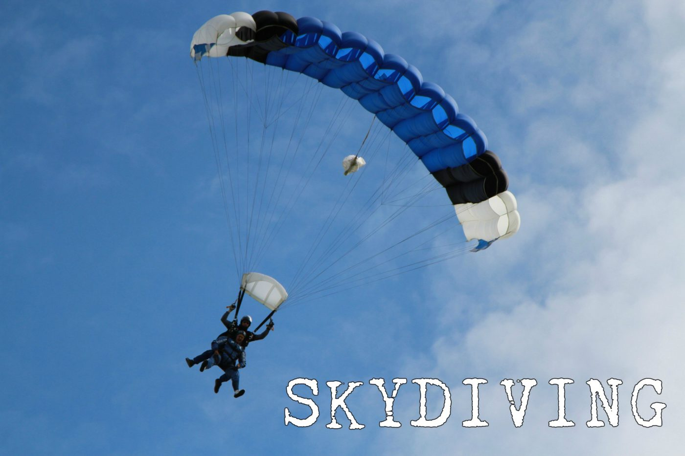 Skydiving challenges