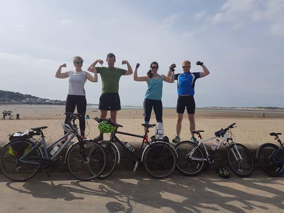 Elsevier Bike Ride 2016i
