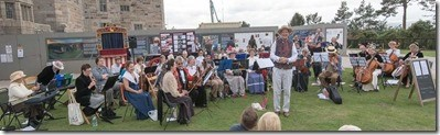 Bondleigh Barn Band