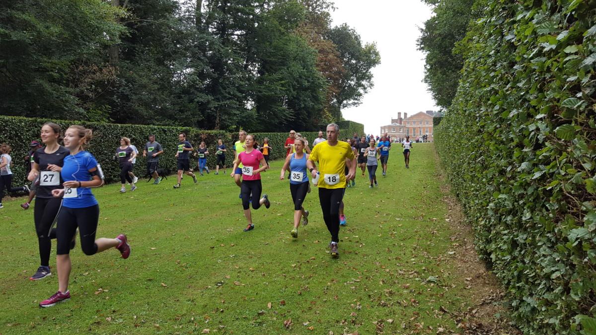 St Paul's Walden Bury Run