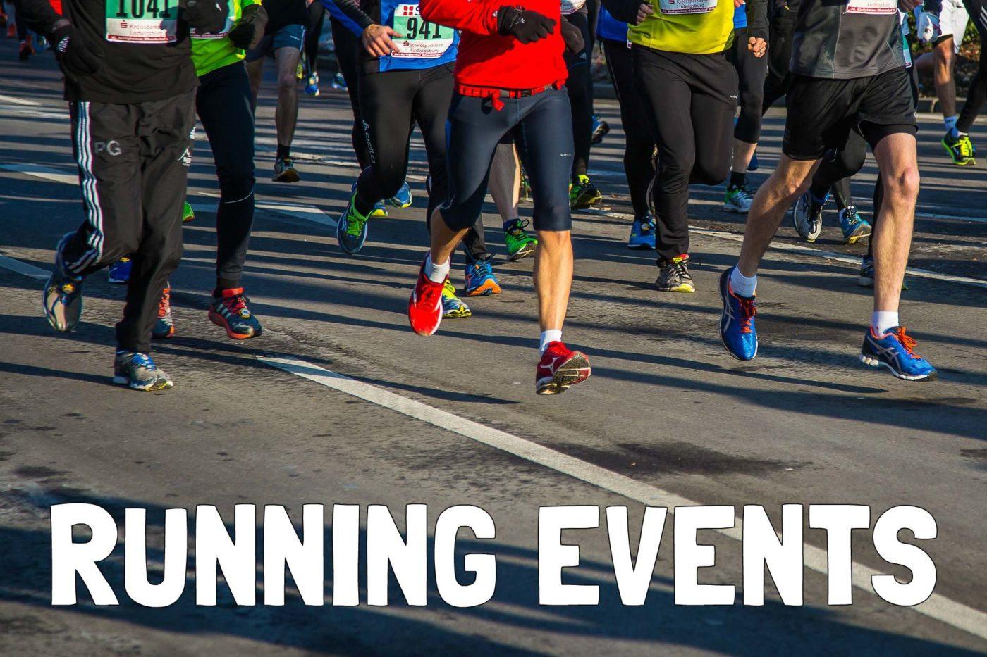 Challenge Events - Running