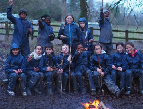 Elli's Story – Muck, magic, and outdoor education