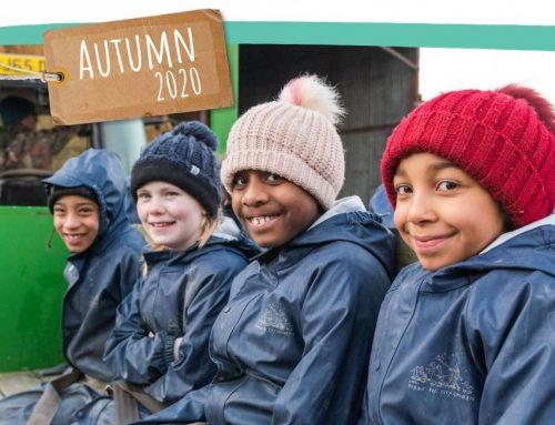 Farms for City Children – Autumn 2020 Newsletter